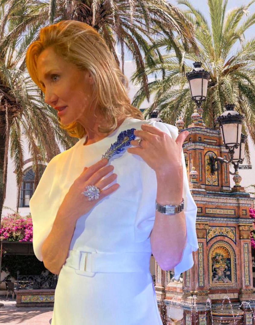 Marie Moatti Luxury Art Consultant x Diana d'Orville