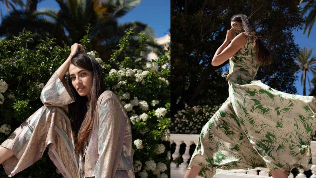 Diana d'Orville sustainable luxury made on the French Riviera & Paris